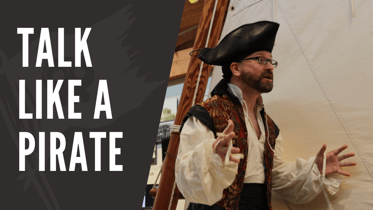 Talk like a pirate Opens in new window