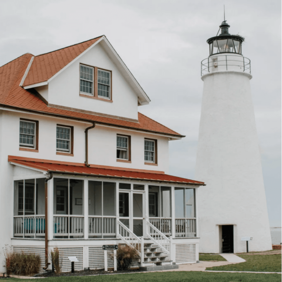 Cove Point Lighthouse Opens in new window